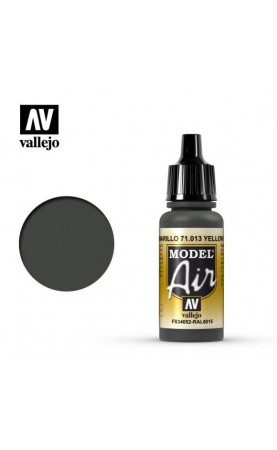 [Model Air] Yellow Olive - 71.013