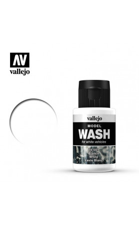 [Model Wash] White Wash - 76.501