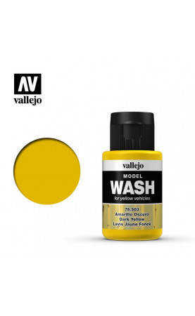 [Model Wash] Dark Yellow Wash - 76.503