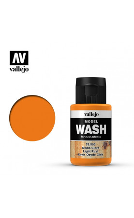 [Model Wash] Light Rust Wash - 76.505