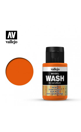 [Model Wash] Dark Rust Wash - 76.507