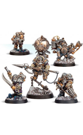 Kharadron Overlords: Profiteurs de Thundrik - UnderWorld