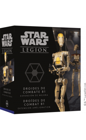 Star Wars Légion : Droïdes de Combat B1 Upgrade