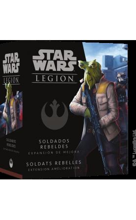Star Wars Légion : Soldats Rebelles Upgrade