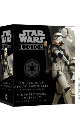 Star Wars Légion: Stormtroopers Impériaux Upgrade