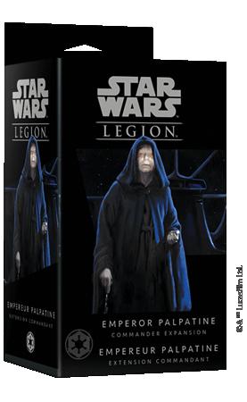 Star Wars Légion : Empereur...