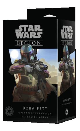 Star Wars Légion : Boba Fett
