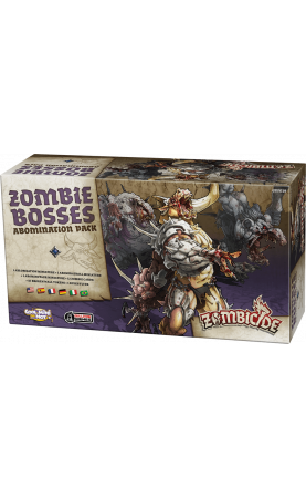 Zombicide Black Plague :...