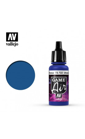 [Game Air] Ultramarine Blue - 72.722