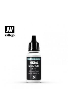 [Auxiliaries] Metal Medium - 70.521