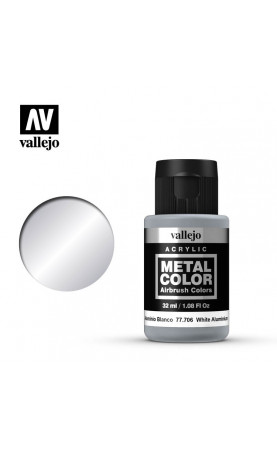 [Metal Color] White...