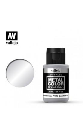 [Metal Color] Semi Mate Aluminium - 77.716