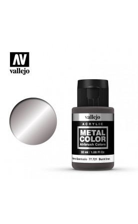 [Metal Color] Burnt Iron - 77.721