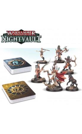 Warhammer Underworlds: Nightvault – La Meute Fanatique (EN)