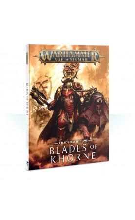 Battletome: Blades of Khorne