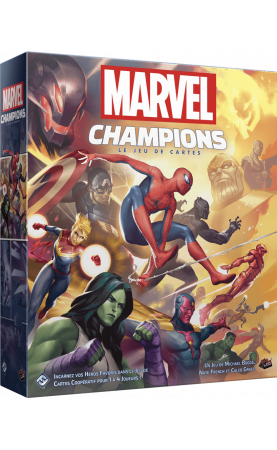 Marvel Champions : Le Jeu de Cartes (Base)