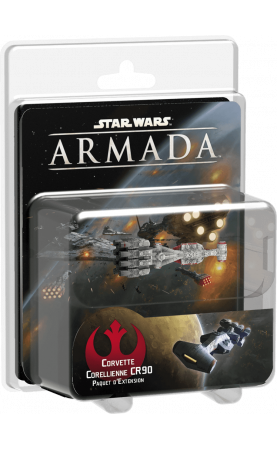 Star Wars Armada : Corvette...