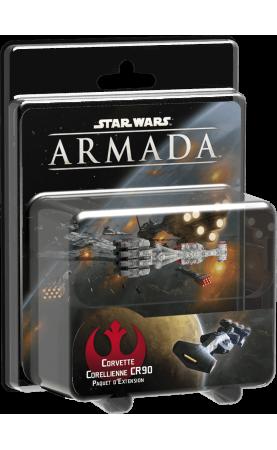 Star Wars Armada : Corvette Corellienne CR90