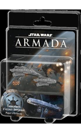 Star Wars Armada : Transports d'Assaut Impériaux