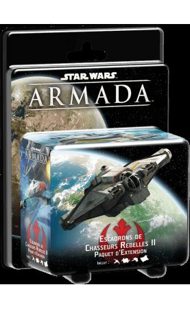 Star Wars Armada : Escadrons Chasseurs Rebelles II