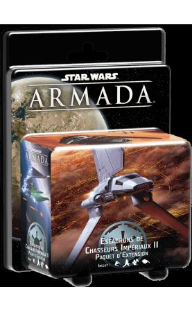 Star Wars Armada : Escadrons de Chasseurs Impériaux II