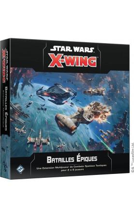 Star Wars X-Wing 2.0 : Batailles Épiques