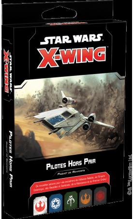 Star Wars X-Wing 2.0 : Pilotes Hors Pair