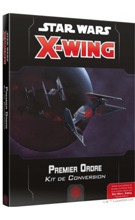 Star Wars X-Wing 2.0 : Kit...