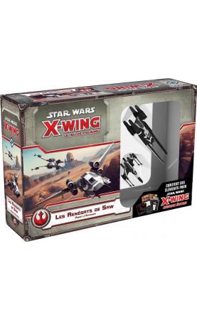 Star Wars X-Wing : Les Renégats de Saw (Contenu 2.0)
