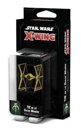 Star Wars X-Wing 2.0 : TIE de la Guilde Minière