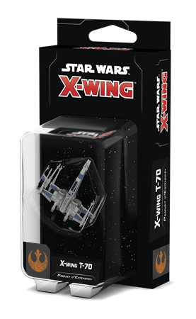 Star Wars X-Wing 2.0 : X-Wing T-70