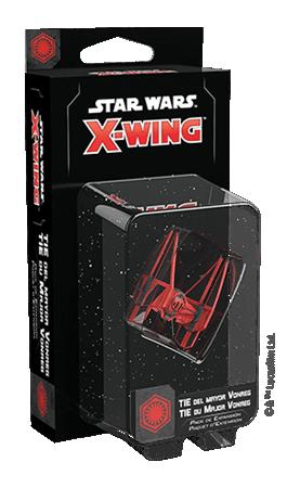 Star Wars X-Wing 2.0 : TIE du Major Vonreg