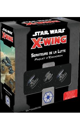 Star Wars X-Wing 2.0 : Serviteurs de la Lutte