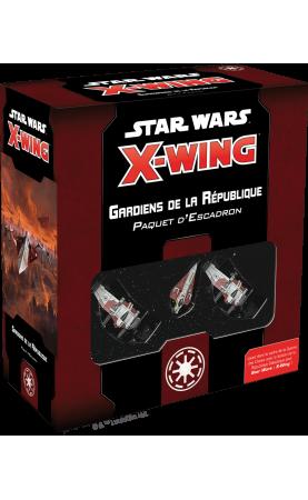 Star Wars X-Wing 2.0 : Gardiens de la République