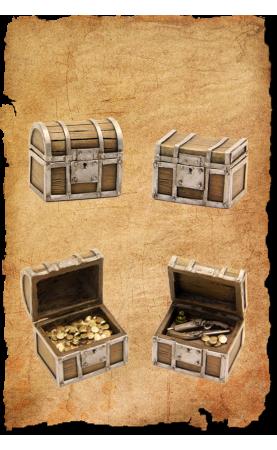 2 Coffres au trésor