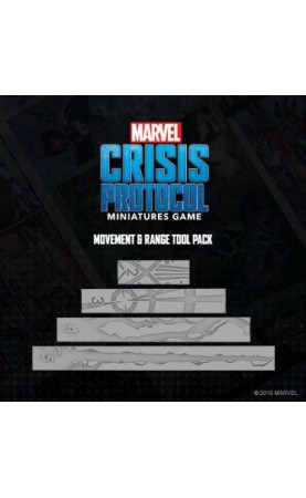 Marvel Crisis Protocol: Measurment Tools Expansion