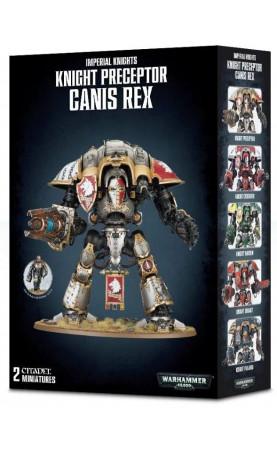 Knight Preceptor Canis Rex / Crusader / Warden / Knight...