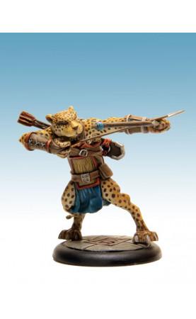 Houyi Archer Impérial en Tir