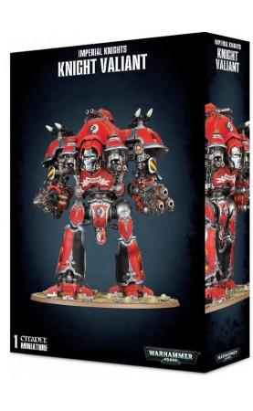 Knight Valiant /Knight Tyrant avec canon Conflagration et...
