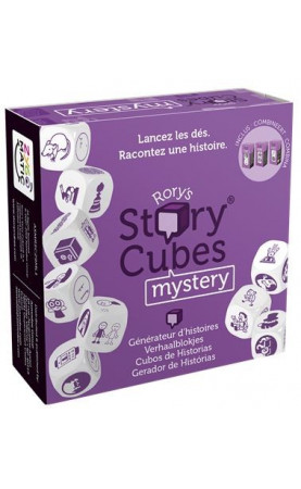 Story Cubes Mystery (Violet)