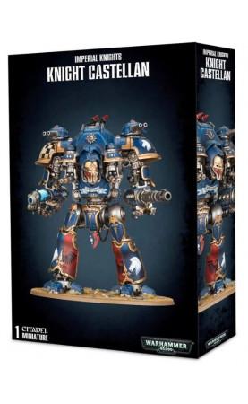 Knight Castellan / Knight Tyrant avec décimateur à plasma