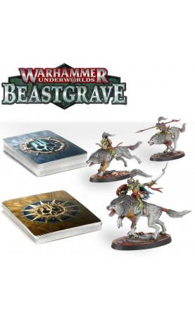 Warhammer Underworlds: Beastgrave – Snarlfangs de Rippa (FR)