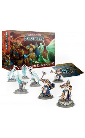 Warhammer Underworlds: Beastgrave – Champions de Dreadfane