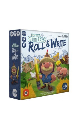 Imperial Settlers : Roll &...