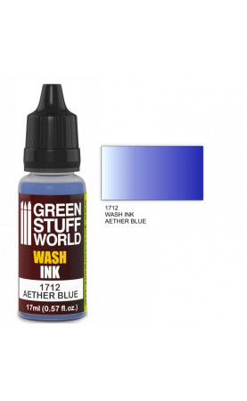 [1712] Encre Wash AETHER BLUE