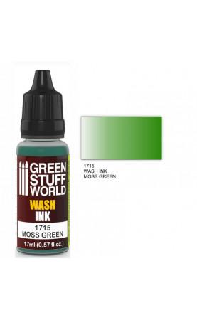 Encre Wash MOSS GREEN