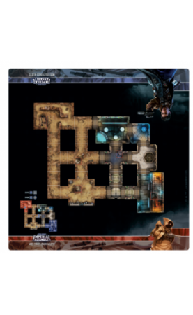 Star Wars: Imperial Assault Skirmish Map - Mos Eisley...