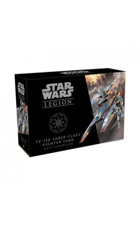 Star Wars Legion : Tank de classe Sable TX-130 (Saber)