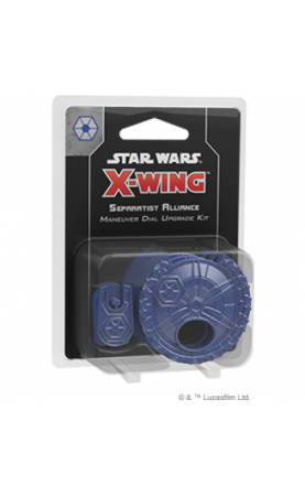 Star Wars X-Wing: Separatist Alliance Maneuver Dial...