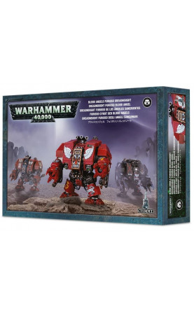 Blood Angels Librarian Dreadnought / Death Company...